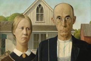 Farmer & his Wife